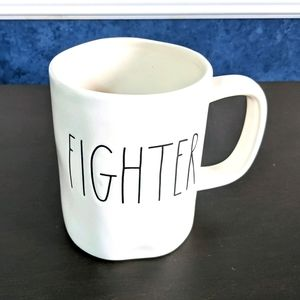 🆕Rae Dunn FIGHTER Mug